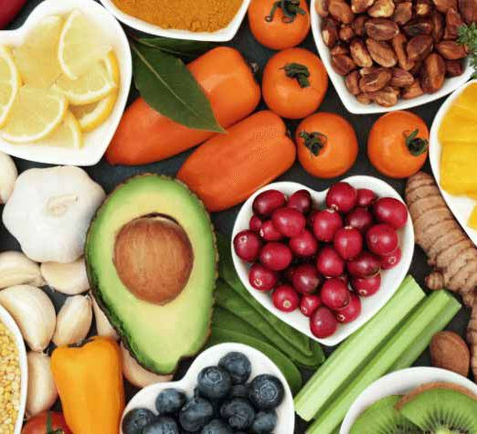 Helathier Eating Report 2019